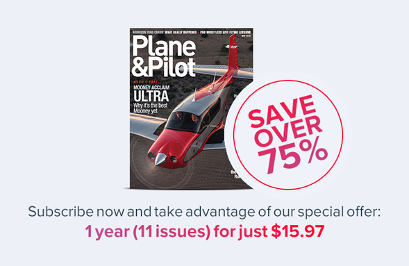 Subscribe To Plane & Pilot!